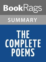 Boek cover The Complete Poems by Anne Sexton | Summary & Study Guide van Bookrags