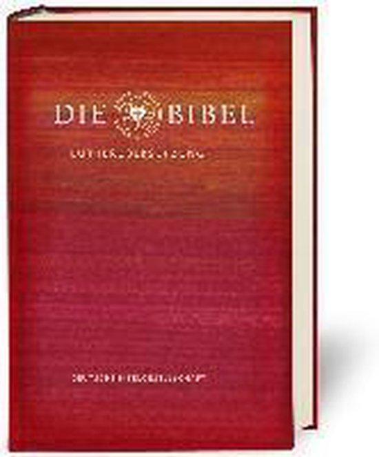 Lutherbibel revidiert 2017 - Die Schulbibel - Red, Hardcover   Fthsonline.com