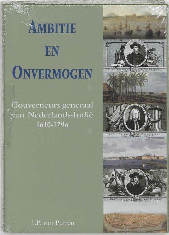 Ambitie en onvermogen - L.P. van Putten | Fthsonline.com