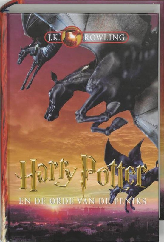 Harry Potter 5 - Harry Potter en de orde van de Feniks