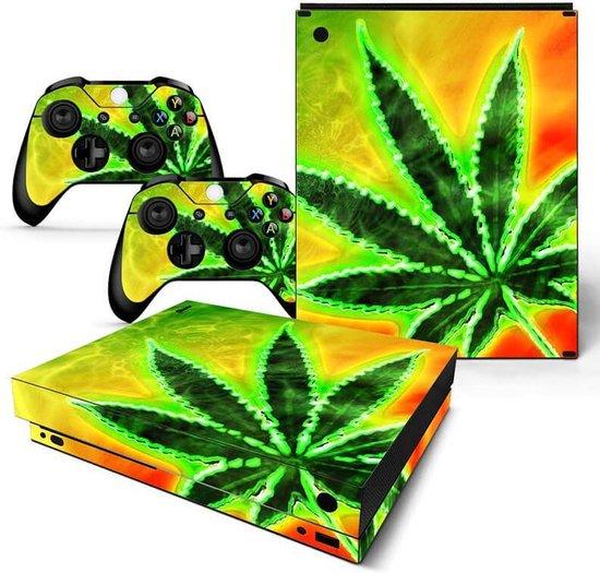 Weed – Xbox One X skin
