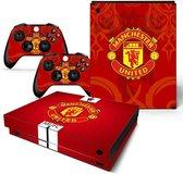 Manchester United - Xbox One X skin