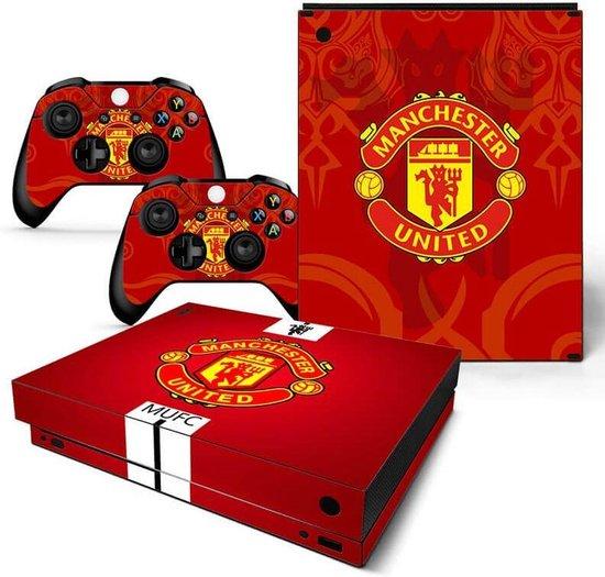 Manchester United – Xbox One X skin