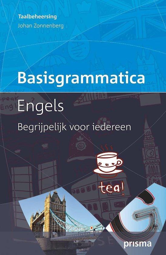 Prisma basisgrammatica Engels - Johan Zonnenberg pdf epub