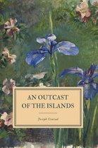 Boek cover An Outcast of the Islands van Joseph Conrad