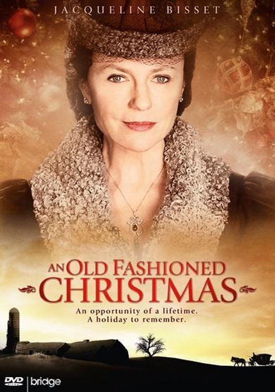 Cover van de film 'An Old Fashioned Christmas'