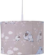Bink Bedding Sparrow - Hanglamp - Blauw, Grijs
