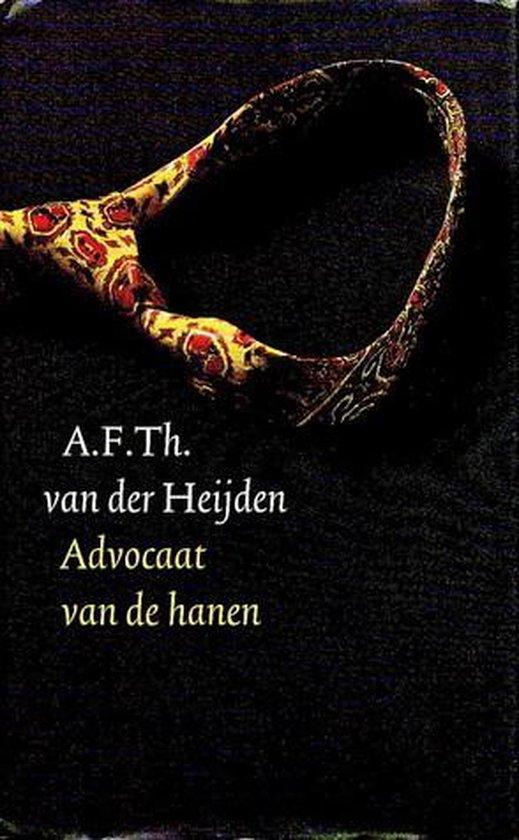 Advocaat Van De Hanen - A.F.Th. van der Heijden | Readingchampions.org.uk