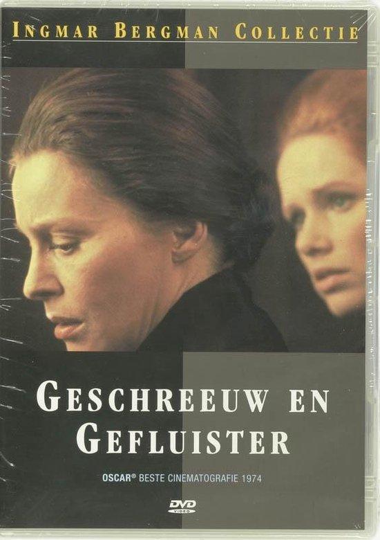Cover van de film 'Geschreeuw En Gefluister'