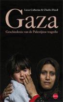 Omslag GAZA