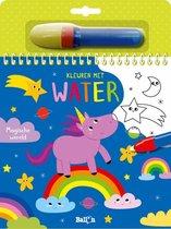 Ballon Media N.v. Kleuren Met Water - Magische Wereld