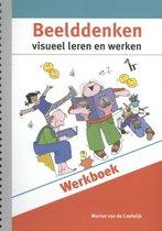 Boek cover Beelddenken, visueel leren en werken werkboek van Marion van de Coolwijk (Hardcover)