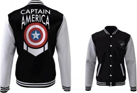 MARVEL - Blouse Teddy Captain America Shield (M)