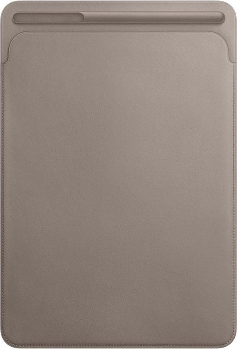 Apple iPad Pro 10.5 Leren Sleeve - Taupe