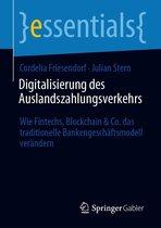 Digitalisierung des Auslandszahlungsverkehrs