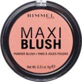 Rimmel London Maxi Blush - 001 Third Base
