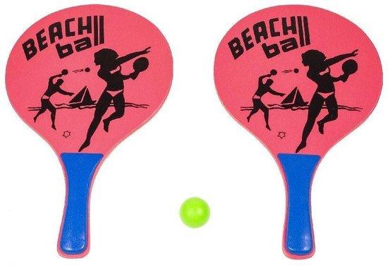 Afbeelding van het spel Summertime Beachball Set 3-delig Assorti