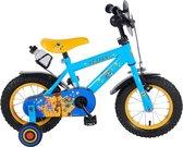 Disney Toy Story Kinderfiets - Jongens - 12 inch - Blauw/Geel