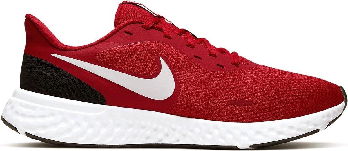 Nike - Revolution 5 - Rood - Heren - maat  44