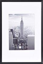 Fotolijst - Henzo - Manhattan - Fotomaat 20x30 cm - Zwart