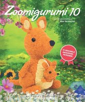 Forte Boek - Zoomigurumi 10 Joke Vermeiren (01-21)