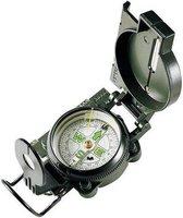 Lenskompas Metaal - zak kompas - Groen