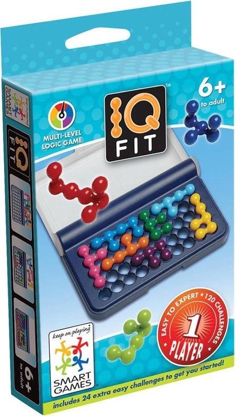 Smart Games IQ-Fit - Reiseditie - SmartGames