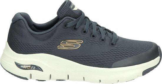 Skechers Arch Fit heren sneaker - Blauw - Maat 43