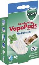 VICKS VAPOPADS MENTHOL VH7 CL