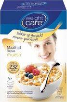 Weight Care Muesli Maaltijdvervanger - 5 stuks