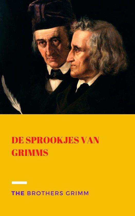 Boek cover De sprookjes van Grimms van Jacob Grimm (Onbekend)