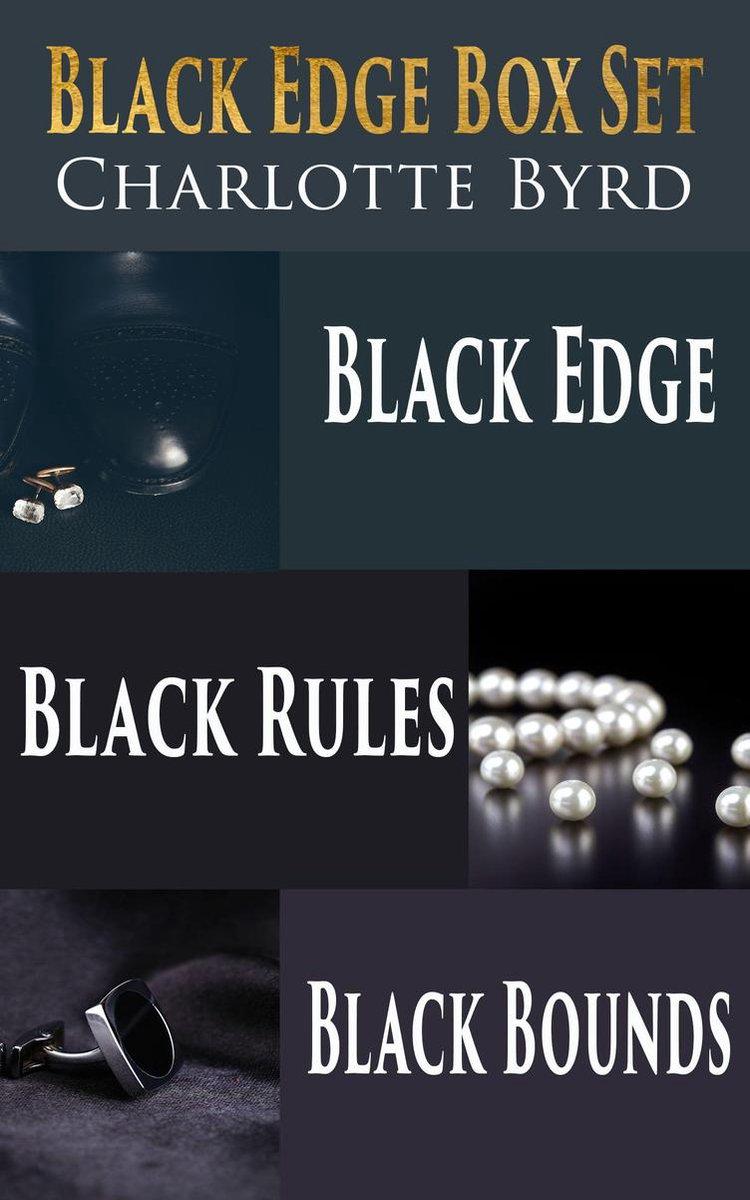 Black Edge Box Set - Charlotte Byrd