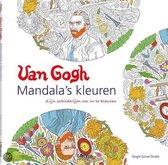 Van Gogh - Mandala's kleuren