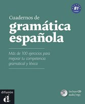 Cuadernos de gramática española B1 libro + audio mp3 downloadable