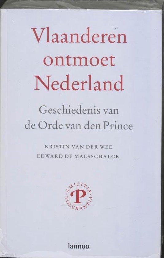 Vlaanderen Ontmoet Nederland - K. Van Der Wee |