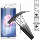 2 stuks - Huawei P Smart Plus Screenprotector / glazen Tempered Glass