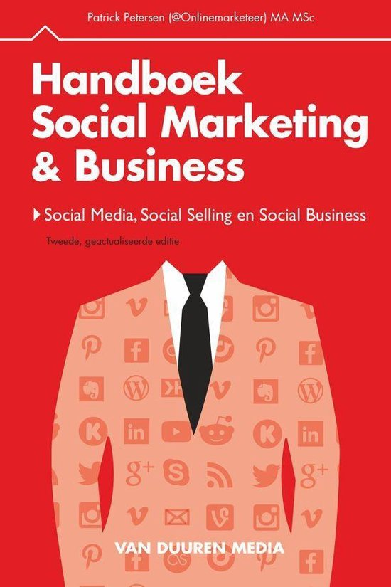 Handboek social marketing & business - Patrick Petersen   Fthsonline.com