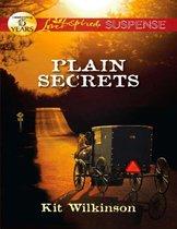 Plain Secrets (Mills & Boon Love Inspired Suspense)