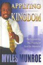 Boek cover Applying the Kingdom van Dr Myles Munroe