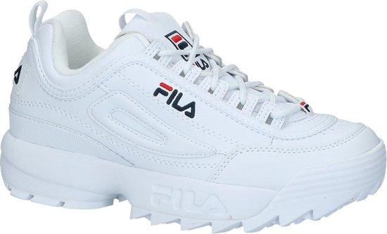 bol.com | Fila Disruptor sneaker valt klein - maat 40 - White