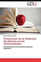 Prevencion de La Violencia de Genero En Las Universidades