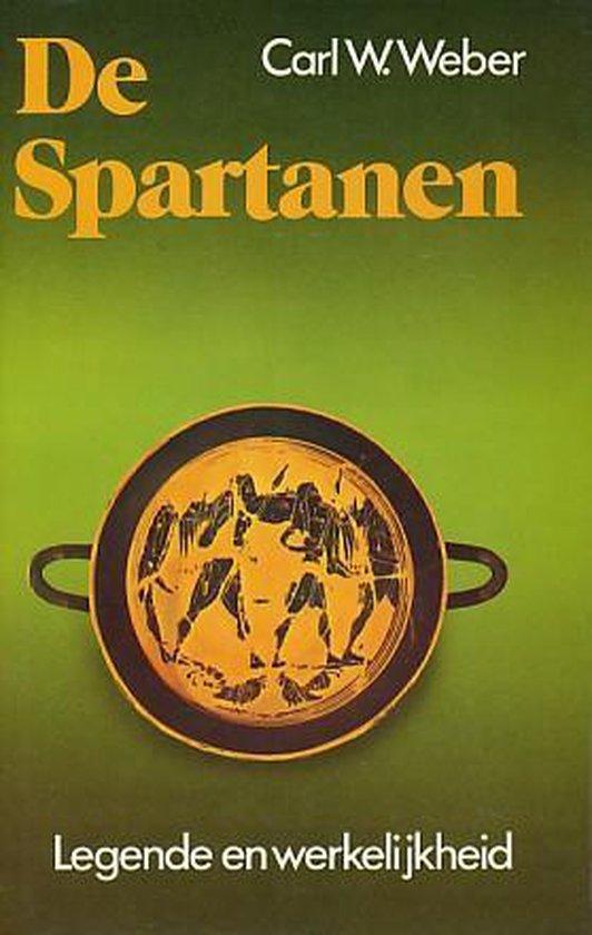 Spartanen - C.W. Weber  