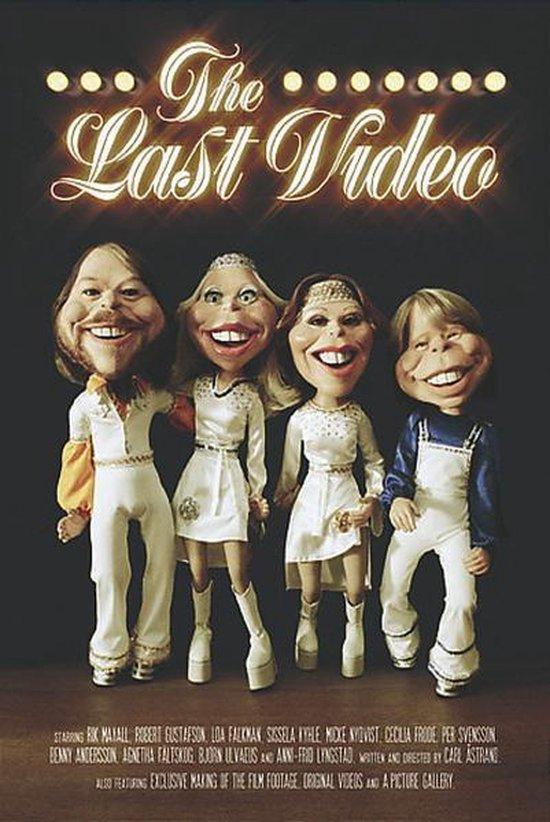 Cover van de film 'ABBA - Last Video'