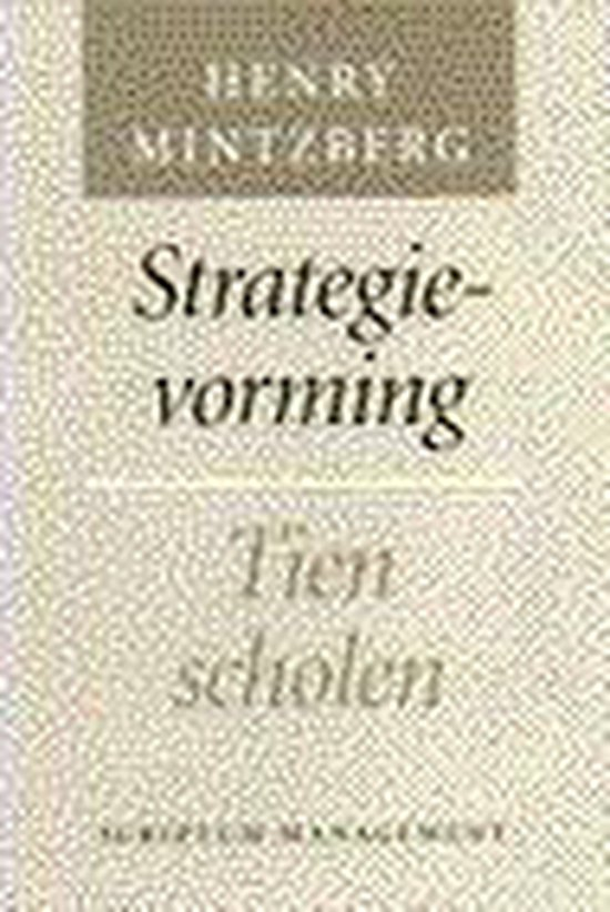 Strategievorming - Henry Moore |