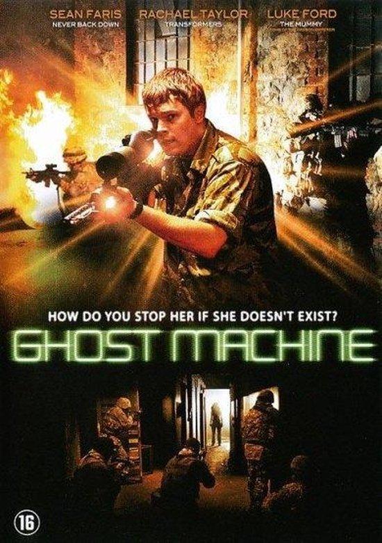 Cover van de film 'Ghost Machine'