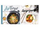 Set van kookboek Airfryer - Het complete airfryer boek