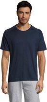 SOLS Heren Sportief T-Shirt met korte mouwen Performance (Puur Grijs)
