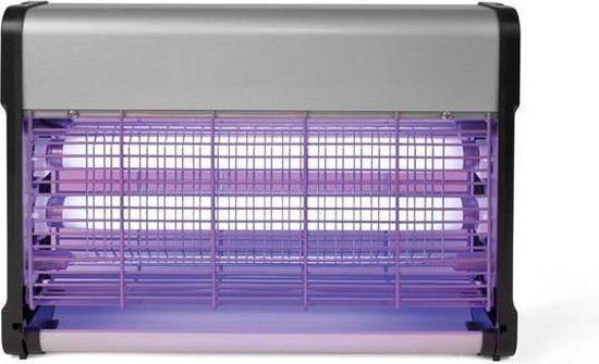 Perel elektrische insectenverdelger - 2 x 10 W - Geurloos - UV licht