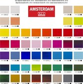 Amsterdam Standard Series Acrylics Algemene selectie Set 48 × 20 ml