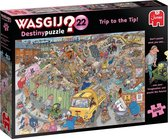 Wasgij Destiny 22 Alles op een hoop!  - Legpuzzel - 1000 stukjes
